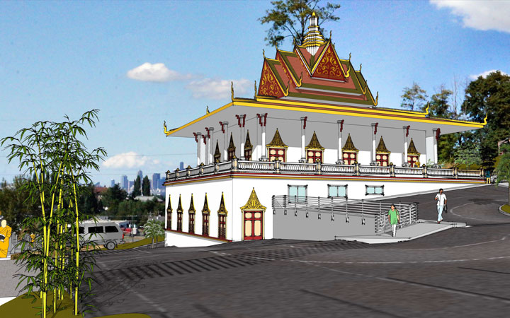 Khmer Cultural and Community Center - Strong Work Structural Engineering